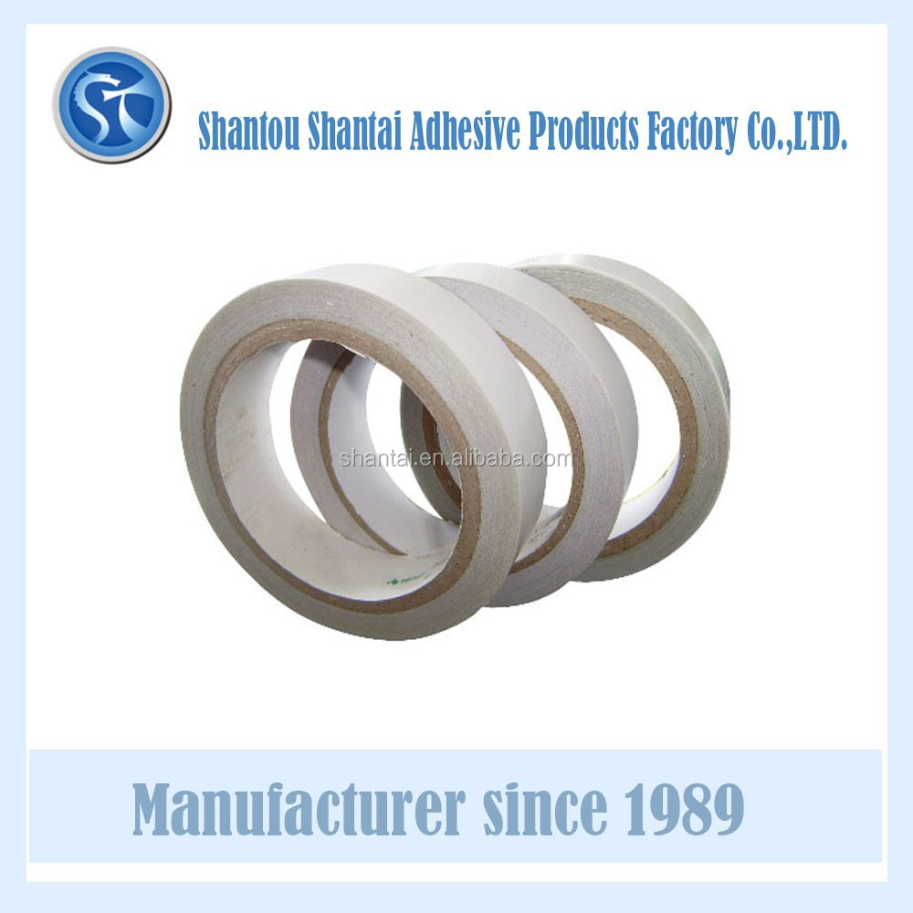 Hot melt glue Tissue Tape Double Sided adhesive