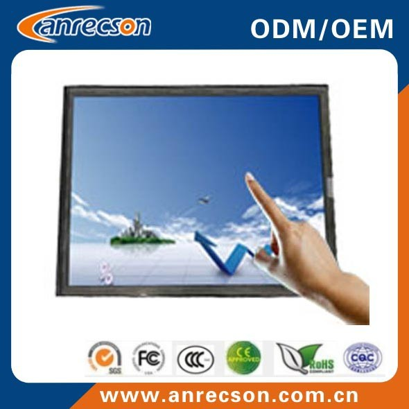 USB Powered 12 Inch Open Frame Touch Screen Monitor