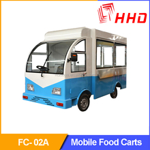 Many Company Buy Our Mobile Donut Trailer/custom Frozen Food Trucks For Sale