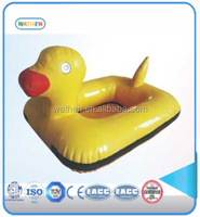 2016 Hot Sale Duck Drifting Boat - Inflatable Swimming Water Toys