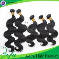 Top grade natural color indian wedding hair accessories factory cheap prices
