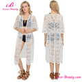 Hot Selling White Summer Long Woman Sexy Beach Dress