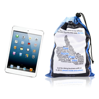 Cheap soft drawstring microfiber pouch bag for mobile phone,IPAD,glasses