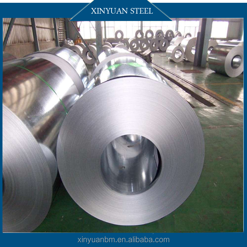 China Supplier <strong>Q195</strong> ASTM SGCC Prime Quality Hot Dip Galvanized Steel Coil / Metal Steel Strip