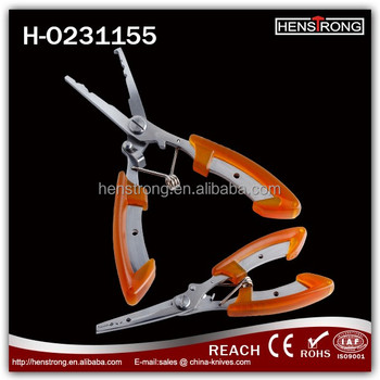 Australia Hot Sell Hand Tool Fishing Gear Pliers With ABS Handle