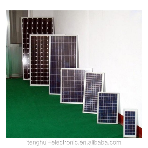 Low price monocrystalline sun power solar panel 300w with CE ROHS