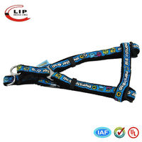 Cheap manufacturer wholesale nylon blank dog collars