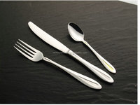 HOT SALE!!! promotional home use stainless steel bulk flatware
