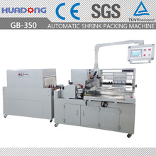 Automatic Plastic Film Side Sealer Shrink Wrapping Package Machine