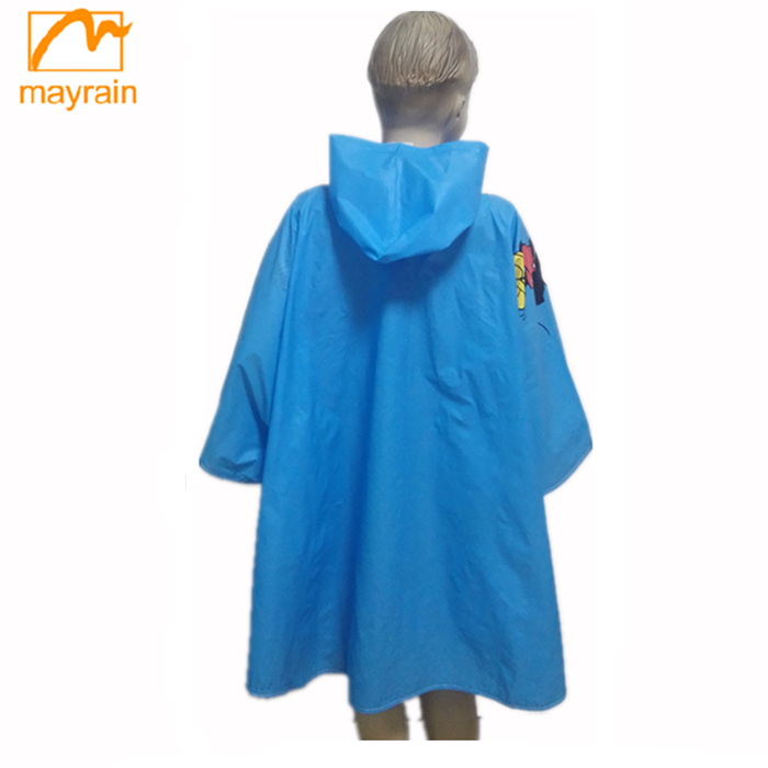 factory price rain poncho raincoat for ladies/mens/kids pvc raincoat