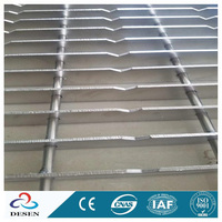 Flowforge Steel Galvanized Bar Ductile Iron Grating