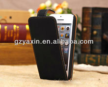2014 hot sale new premium leather flip case for iphone5C