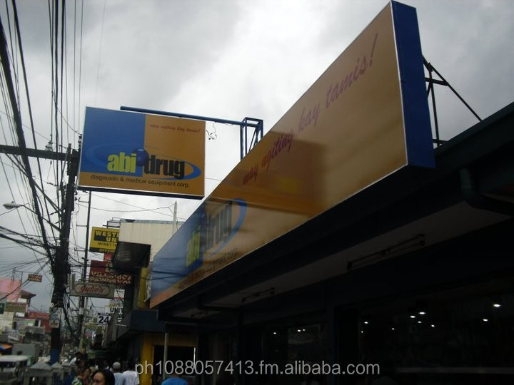 ACCEPTS: ALL KINDS OF SIGNAGES, KIOSK, MODULES, STEEL FABRICATION.