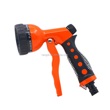 portable hand held garden hose nozzle spray water gun for Irrigation