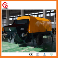 China manufacturer coal mine beton concrete conveying pump price