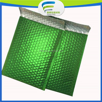 Moisture Proof Electronic Products Packing Metallic Bubble Mailer