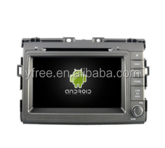 android 2 din car radio gps car multimedia player professional provider for 4S for toyota estima car dvd for PREVIA