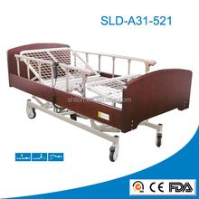 china factory low price full functions nursing bed, electric beds for the elderly, recliner function sofa cum bed