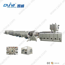 High Insulation Dielectric Strength PE HDPE Pipe Extrusion Machine