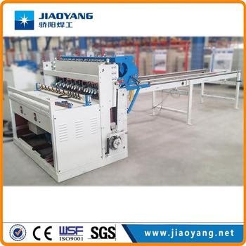 Automatic Wire Mesh Welding Panel Fence Machine/ Welded Panel Steel Wire Mesh Welders