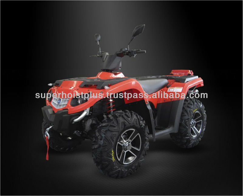 Good Quality Professional 400cc Water-Cooled 4-Stroke ATV