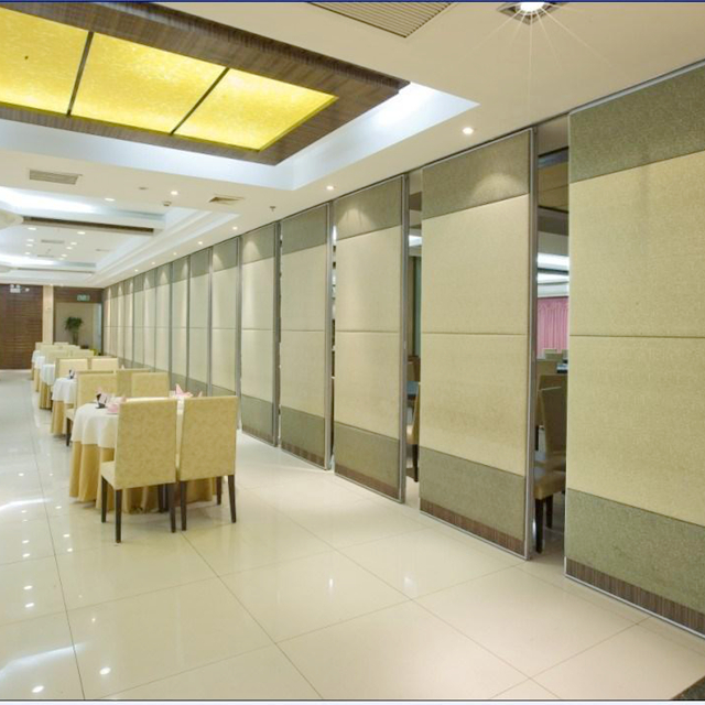 Multi-purpose Hall Movable Partition Walls Cost for Meeting Room