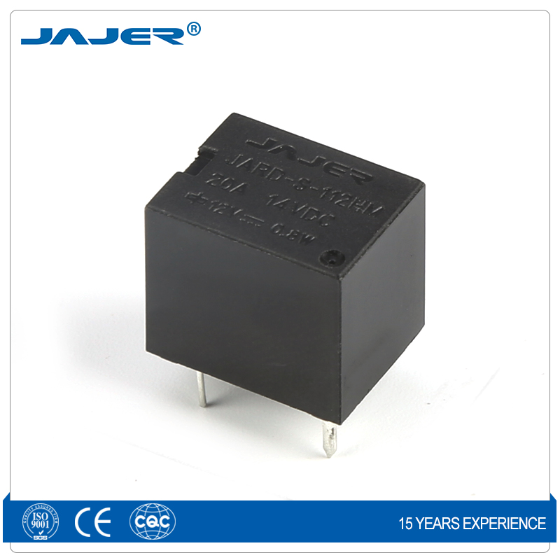 Jajer relay 12V 20A T78 miniature electromagnetic pcb relay