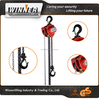 Drop forged steel stainless steel chain block