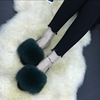 Winter Real Fur Women Home Slipper