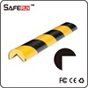 PU foam adhesive parking bumper guard, industrial rubber bumper protector