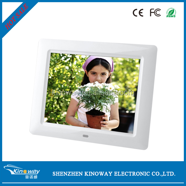 7 Digital Photo Frame Ml 7 Inch Acrylicglass Digital Picture