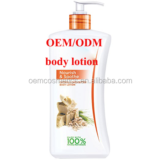 Wholesale top quality crystal white body whitening lotion manufacturer
