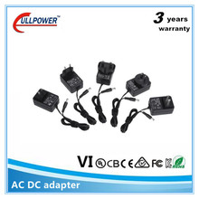 AC DC 220v to 12v power adapter 9v 100ma travel adapter plug