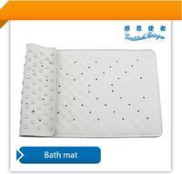 High Quality Taiwan Design Anti Skid Bath Mat For Bathroom