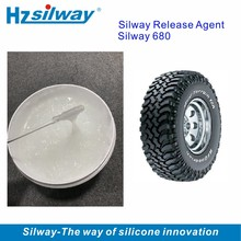 Hot Products Silway 680 tyre water bladder mould release spray