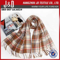 100% polyester fashionable fashion yong tube scarf