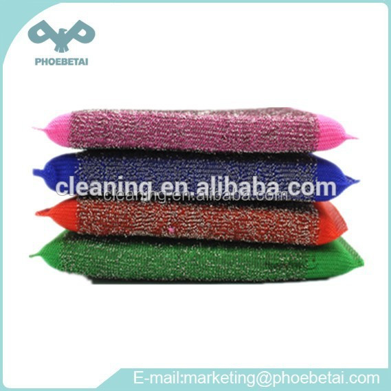 The cheapest and Fashionable Mesh Nylon Sponge