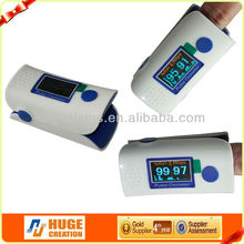 hot selling Fingertip pulse Oximeter several indicate direction