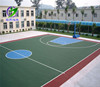 Well-recognized High Density Best Price Outdoor PP Interlocking Removable Sports Flooring