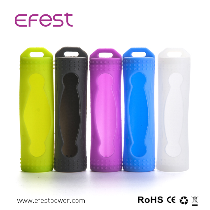 New Stock 18650 20700 21700 Silicone Case, 18650 20700 21700 Battery Rubber Holder