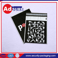 Poly Mailer Plastic Shipping Envelope/Black Poly Mailer Courier Bag/Plastic Bags For Books