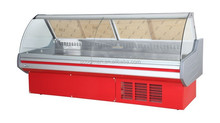 Supermarket Equipment/ Supermarket Serve Over Refrigerated Deli Cold Cases