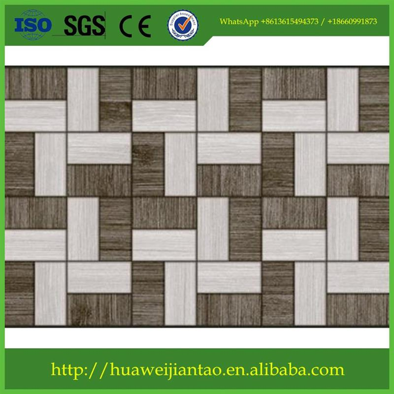 digital printing tile / exterior wall tile / ceramic wall tile shape