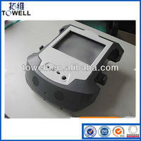 2013 new arrival cnc mechanical electronic parts prototype