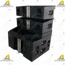 J8 line array speaker dual <strong>12</strong> inch three way dj sound system professional audio speaker high power active speaker