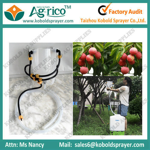 Fruit tree sprayer for lichee