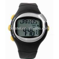multi-function heart rate monitor/pulse watch