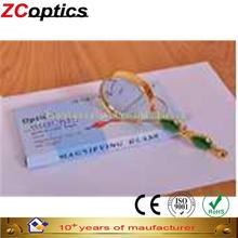 lamp Glasses Magnifier magnifying glass for repairing ,working,reading wholesale