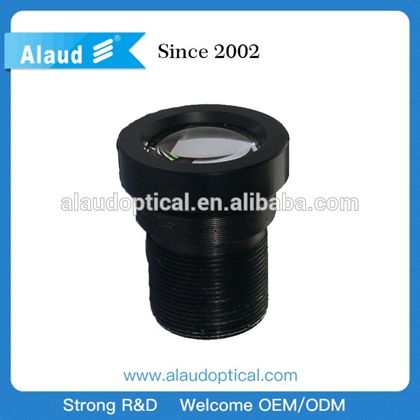 25mm VGA m12 board lens with IR cut filter for infrared viewer