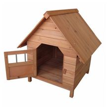 2017 Customized indoor wooden rabbit cage